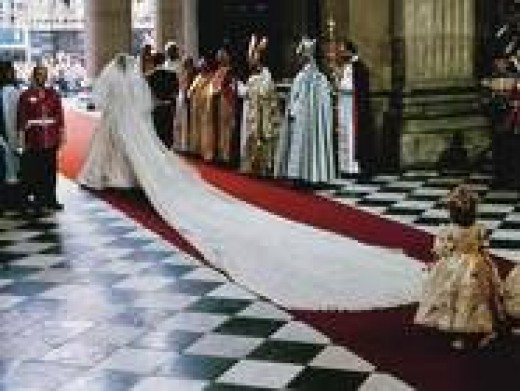 Wedding of Prince Charles and Lady Diana 1981