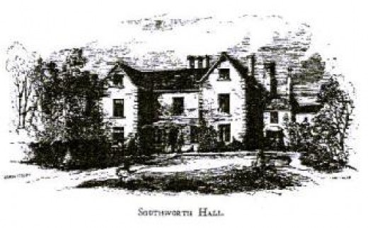See some history on Southworth Hall at this website