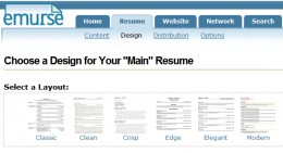 Resume hosting is an important aspect of the 21st century resume.