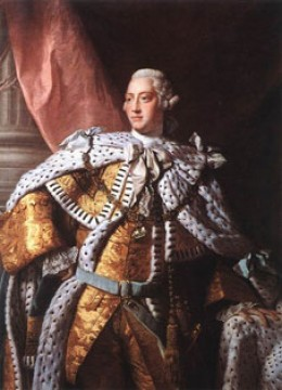 George III of Hanover - a German family