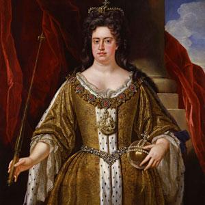 Anne Stuart - Scot Her Husband became the First Dutch King: from the House of oOange