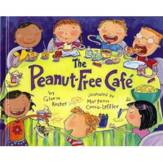 Cover from Peanut Free Cafe