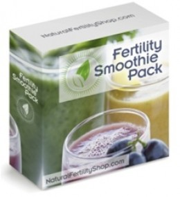 Fertility Smoothie Pack - Contains all the Fertility Superfood products in one kit. www.NaturalFertilityShop.com