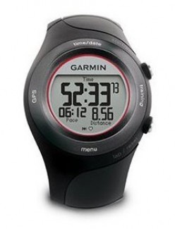 New wrist Garmin GPS unit 2016