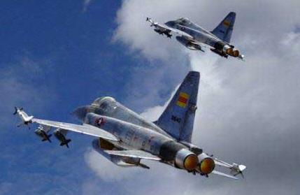 VNAF F-5 aircraft