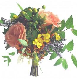 Flower Girl Tussie Mussie