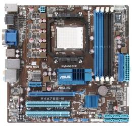 ASUS M4A785-M - AM3 - AMD785G - DDR2 - HDMI - uATX Motherboard
