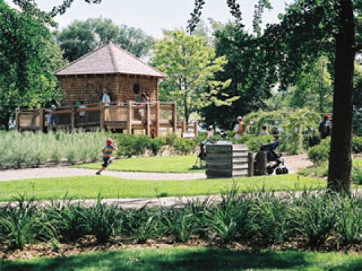 Franklin Children's Garden