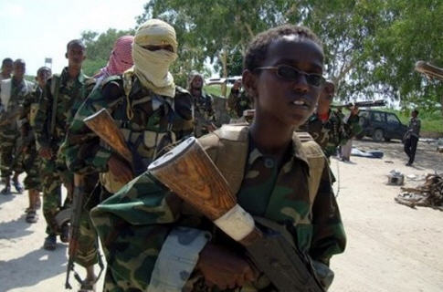 Kids in al-Shabaab