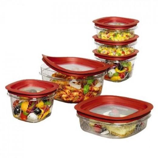 rubbermaid food storage