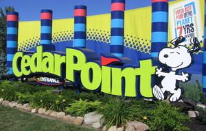 Cedar Point Sandusky Ohio