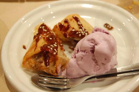 Kanin Club Turon with Ice Cream