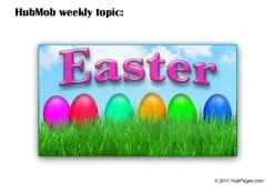 HubMob Weekly Topic : Easter