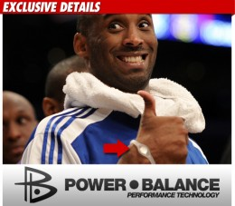 Kobe Bryant Power Balance