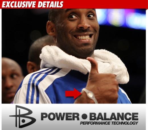 Kobe Bryant Power Balance