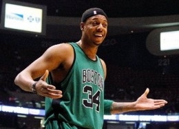 Paul Pierce Power Balance