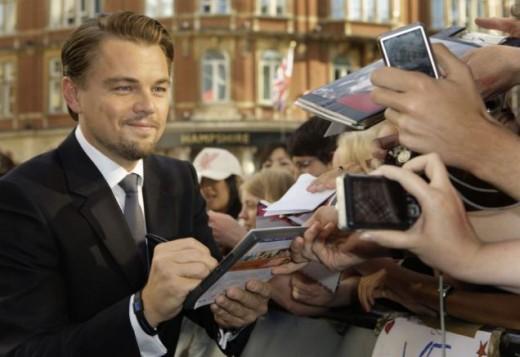 Leonardo DiCaprio Power Balance