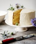 White Velvet Layer Cake