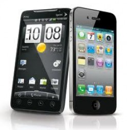 Which Smartphone to buy – iPhone or HTC?