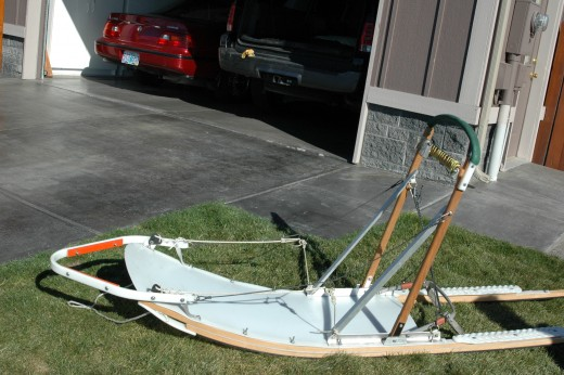 The HP sled