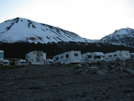 Another view of our campground