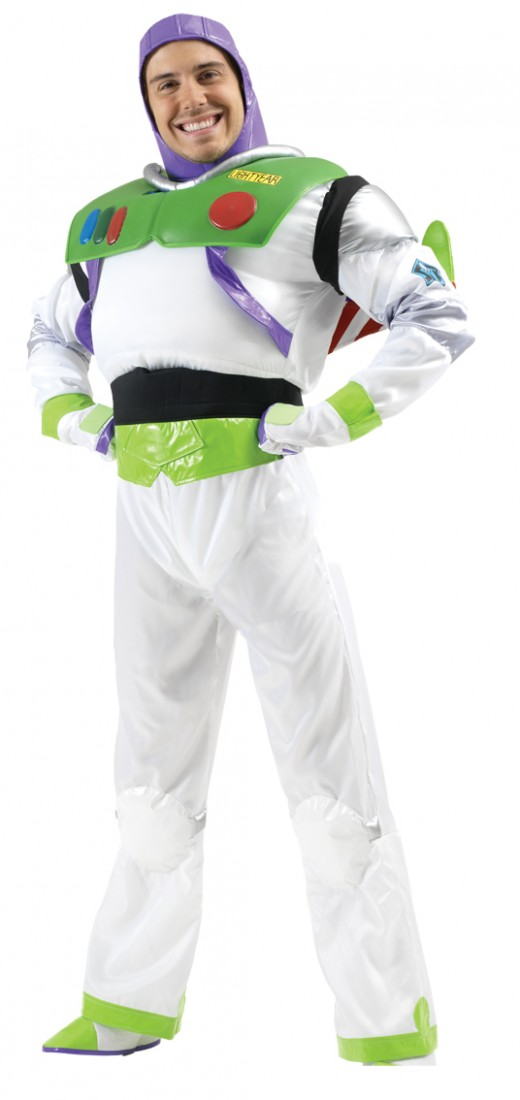 Buzz Lightyear - Licensed Costume