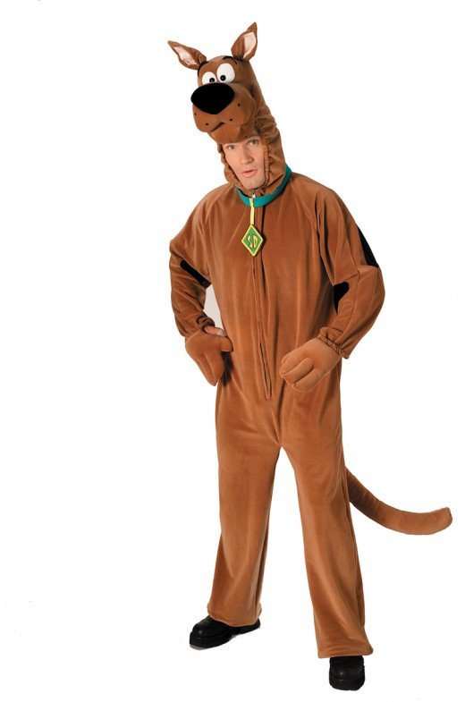 Scooby Doo - Licensed Costume