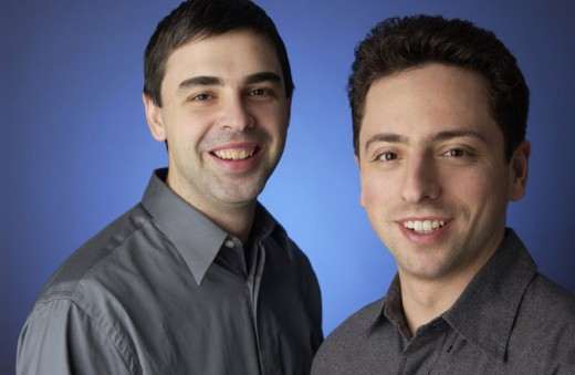Larry Page and Sergey Brin, Google's co-founders, are the richest people in the nation who don't make political contributions.
