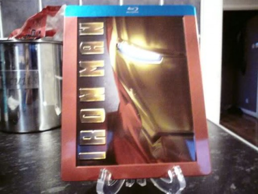 Iron Man Future Shop edition