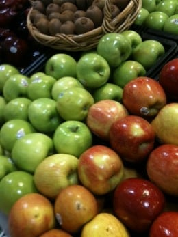 Apples are an excellent nutritional source