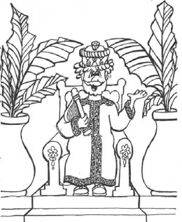 King David - MSSS Bible Lesson