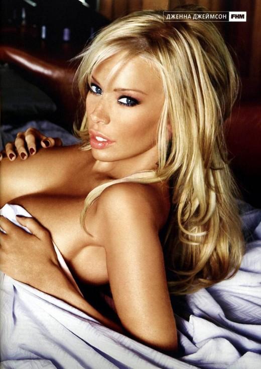 Sexy Non-Nude Jenna Jameson