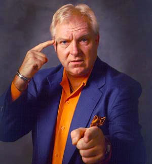 Fantasy Fight Wrestling's Chief Color Comentator, Phil D. Snutts