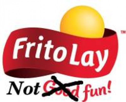 Frito Lay - Not fun!