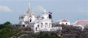 King Rama IV's Royal Palace with Phra Nakhon Khiri historic park
