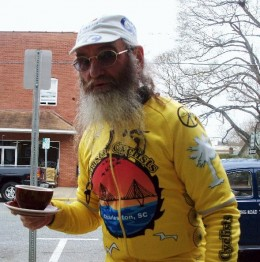 Thanks to Chris for taking the pics on our Wednesday ride to Cup-O-Joes.