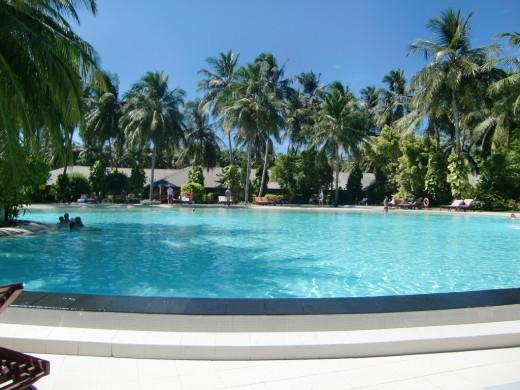 Sun Island Swimmingpool