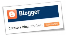 Signup with Blogger and begin your online earning journey!
