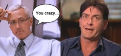Charlie Sheen Suffers from DIGFAST (mania)