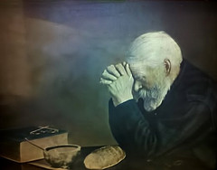 We all are in need of prayer, and time with our Father above:)