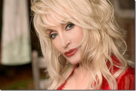 The infamous Dolly Parton.