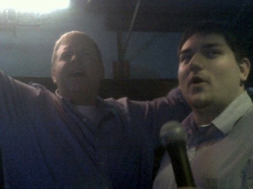A trip to West Tennessee just isn't complete without a karaoke jam with great friends.