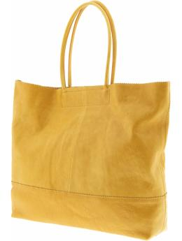 photo credit: bananarepublic.gap.com Market tote in mustard  Regularly priced at $120, currently on sale for $98