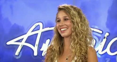 Hailey Reinhart - American Idol 2011 - Milwaukee Auditions