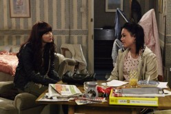 Lauren finds Whitney and follows her to a bedsit