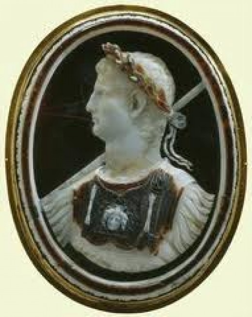 Emperor Claudius. A sucker for a pretty face.