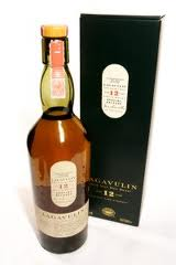 12 year Lagavulin for 12 years of marriage