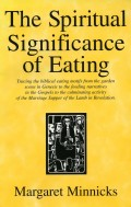 'The Spiritual Significance of Eating' Book: Do Not Eat Without Joy