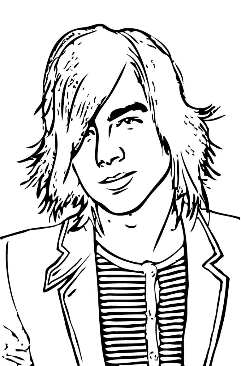 Childhood education for Demi lovato coloring pages