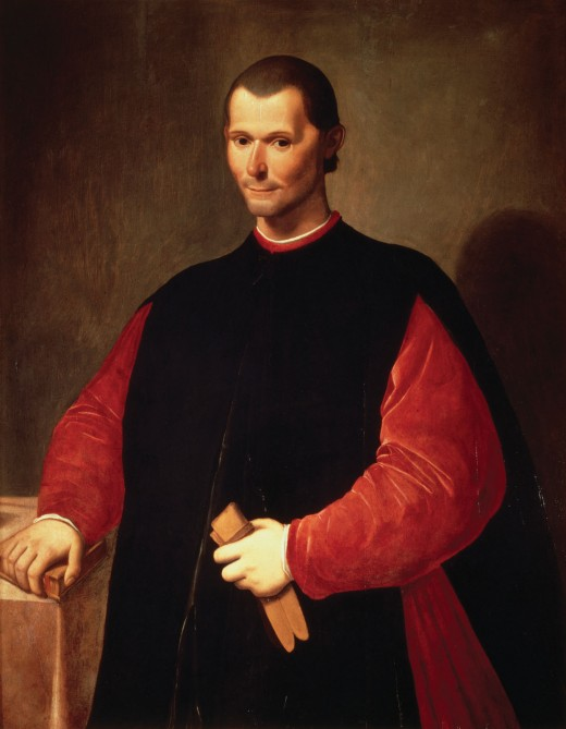 Niccolo Machiavellil